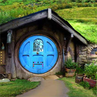 Free online flash games - Mirchi Rescue the Rabbit from Hobbit House Escape