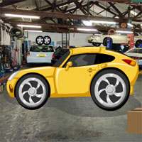 Free online flash games - GFG Amaze Garage Escape