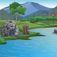Free online flash games - Games4Escape Old Couples Escape From Forest  game - WowEscape