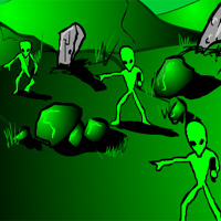 Free online flash games - Alien Scum Slaughter game - WowEscape