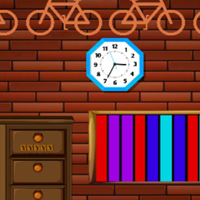 Free online flash games - 8b Brick House Escape