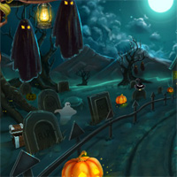 Free online flash games - EnaGames Hethesis Cemetery Escape game2rule