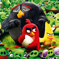 Free online flash games - Angry Birds-Hidden Alphabets game - WowEscape