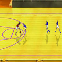 Free online flash games - Shootin Hoops game - WowEscape