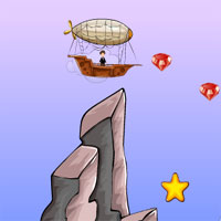 Free online flash games - Floating City game - WowEscape