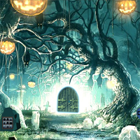 Free online flash games - Wowescape Halloween Boy Escape game - WowEscape