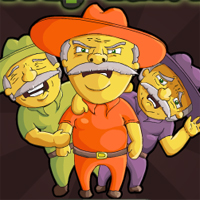 Free online flash games - Greedy Sheriffs Gamershood game - WowEscape