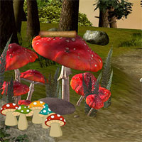 Free online flash games - 365 Secret Forest game - WowEscape