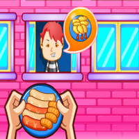 Free online flash games - Magic Fast Food YolkGames game - WowEscape