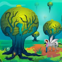 Free online flash games - Rescue Of Angel And Unicorn EnaGames game - WowEscape