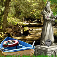 Free online flash games - Yakushima Forest Escape YolkGames game - WowEscape