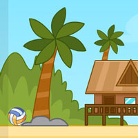 Free online flash games - Ekey Island Escape