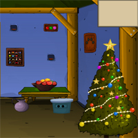 Free online flash games - Games4Escape Christmas Home Escape game - WowEscape