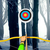 Free online flash games - Winter Forest-Hidden Targets game - WowEscape