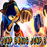 Free online flash games - Jump Sonic Jump 3 game - WowEscape