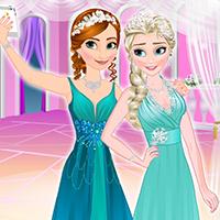 Free online flash games - Disney Bridesmaid Selfie game - WowEscape