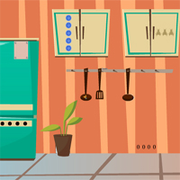 Free online flash games - Comfy Kitchen Escape game - WowEscape