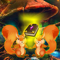Free online flash games - Mushroom Fantasy Escape game - WowEscape
