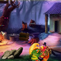 Free online flash games - Top10NewGames Thanksgiving Release The My Friend game - WowEscape