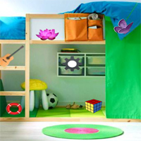 Free online flash games - HOG Kids Room Objects game - WowEscape