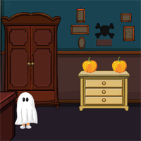 Free online flash games - SiviGames Holloween Cake Escape game - WowEscape