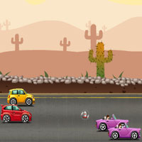 Free online flash games - Bombing Cars game - WowEscape
