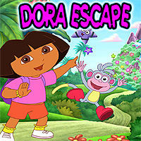 Free online flash games - Dora Escape game - WowEscape