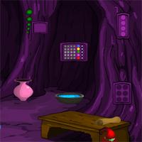 Free online flash games - Games4Escape Halloween Pumpkin Door Escape game - WowEscape