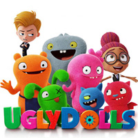 Free online flash games - UglyDolls Hidden Spots