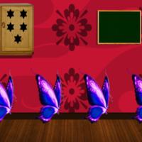 Free online html5 escape games - G2M Butterfly House Escape 2