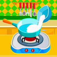 Free online flash games - Cooking Academy Wedding Cake game - WowEscape