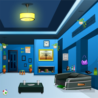 Free online flash games - Top10NewGames Escape From RGB House game - WowEscape