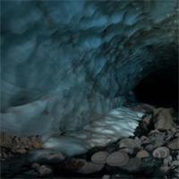 Free online flash games - Frozen Ice Cave Escape game - WowEscape