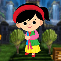 Free online flash games - Avm Vietnam Traditional Girl Escape