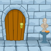 Free online flash games - Cold Castle Escape game - WowEscape