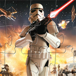 Free online flash games - Star Wars Battlefront Puzzle game - WowEscape