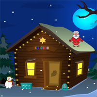Free online flash games - Christmas Red Cardinal Escape