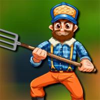 Free online flash games - Avm Farm Worker Escape game - WowEscape