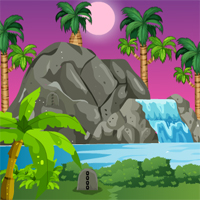 Free online flash games - Easter Escape From Dark Cave game - WowEscape