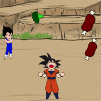 Free online flash games - Dragonball Z Flash game - WowEscape