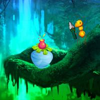 Free online flash games - Big Fantasy Forest Land Escape game - WowEscape