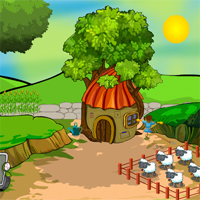Free online flash games - Games2Jolly Watering The Carrot game - WowEscape