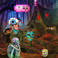 Free online flash games - Top10 Escape From Frightened Forest