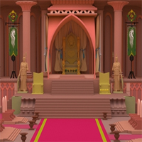 Free online flash games - Pink Palace Princess Escape game - WowEscape