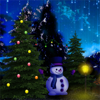 Free online flash games - NsrEscapeGames Merry Christmas 11 game - WowEscape