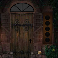 Free online flash games - 8bGames Halloween Mask Girl Escape game - WowEscape