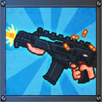 Free online flash games - The Gun Game Redux game - WowEscape