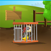 Free online flash games - Naughty Monkey Adventure game - WowEscape