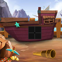 Free online flash games - Games2Jolly Monkey Cub Escape game - WowEscape