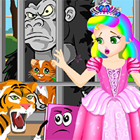 Free online flash games - Princess Juliet Zoo Escape game - WowEscape